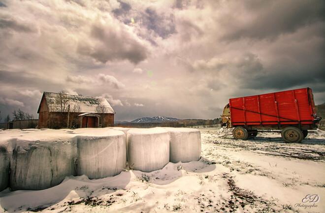 Retour de l'hiver Bromont, QC