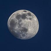 La lune du 24 avril 2021