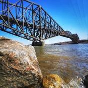 Sur la Rive, Vieux Pont de Québec