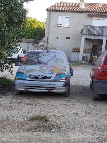 original car La Roquette sur Siagne, PAC