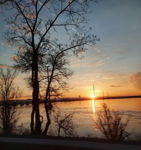 calme du matin Montréal, QC