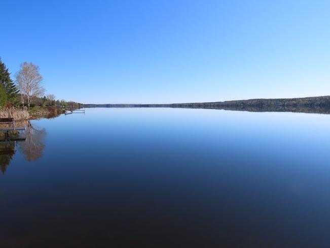 Beau Lac Magog, Québec