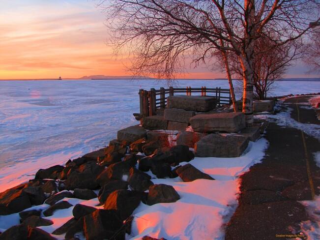 """""""Thunder Bay Sunrise"""" Thunder Bay, ON"""