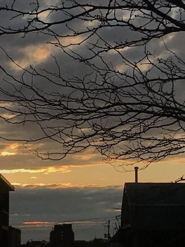 Morning skies Etobicoke, Ontario, CA