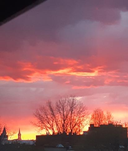 5h30 ce matin, bonjour Montréal Montréal, QC