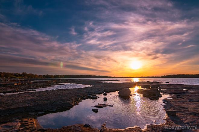 Sunset beauty Melocheville, Québec, CA