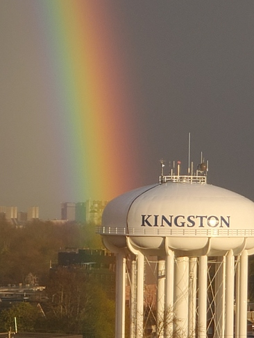 Light at the end of the rainbow Kingston, ON