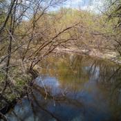 Réflexion sur l'eau