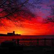 """Thunder Bay Sunrise"""