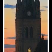 Trois-Rivières, la cathédrale,