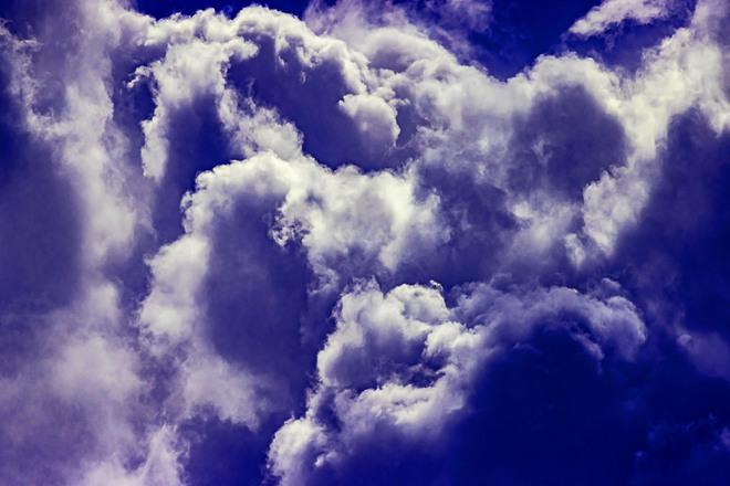 Les nuages annonciateurs Saint-Aimé-des-Lacs, QC