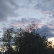 ...dusk...