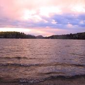 Le lac des sables