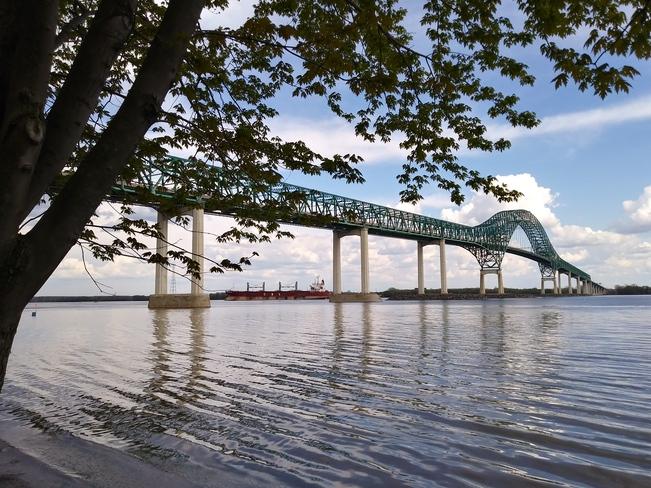 Pont Laviolette Trois-Rivières, QC