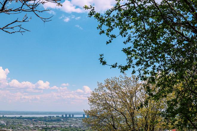 Montréal au belvédère Montréal, Québec, CA