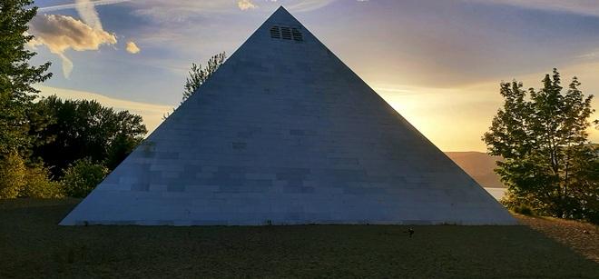 Summerhill pyramid South Kelowna, BC