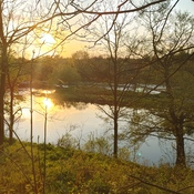 Grand river.