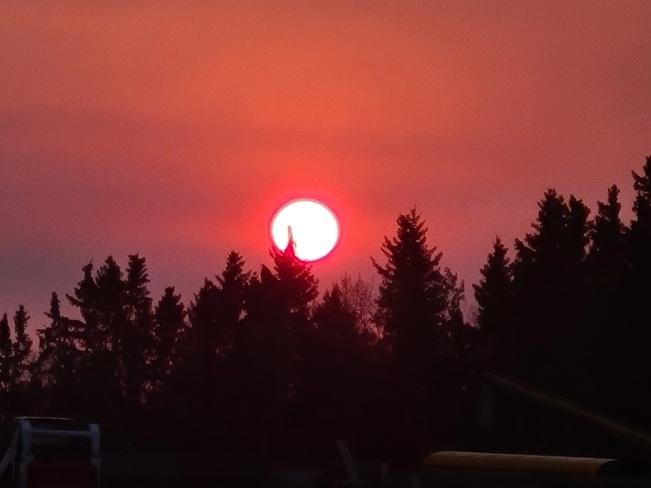 Red Sunrise Leoville, SK