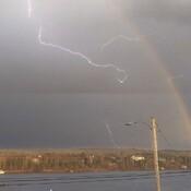 Prospect Bay lightning