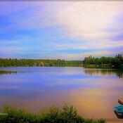 Le lac docteur.
