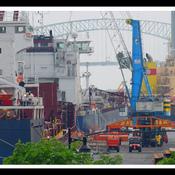 Trois-Rivières, port