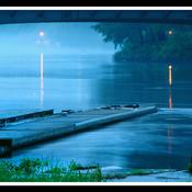 Trois-Rivières, rivière St-Maurice