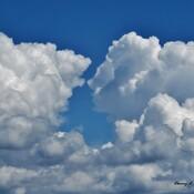 Rencontre de deux nuages !