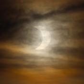 Éclipse lunaire partiel du 10 juin 2021