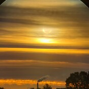 Éclipse solaire a Trois-Rivières
