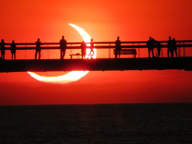 Partial Eclipse Burlington, ON
