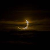 Eclipse solaire.....