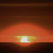 Eclipse solaire partiel Montreal