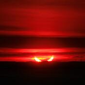 Devil's Horns Eclipse