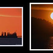 Eclipse 10 juin, Trois-Rivieres.