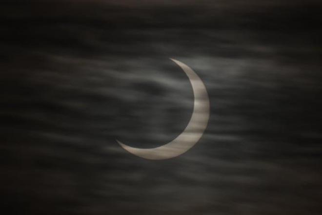 Éclipse partielle