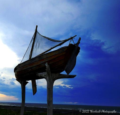 cantine des navigateurs Sainte-Flavie, QC