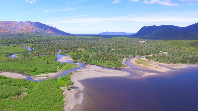 Serpentine River Newfoundland Serpentine River, Division No. 5, Subd. D, Newfoundland and Labrador