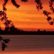 Sunrise reflections - downtown Ottawa