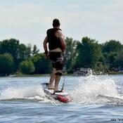Électrique surf