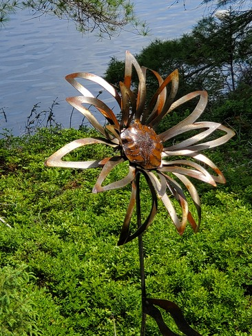 Iron flowers South River, ON
