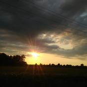 After the Storm That Missed Welland