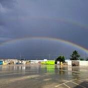 Double. Rainbow
