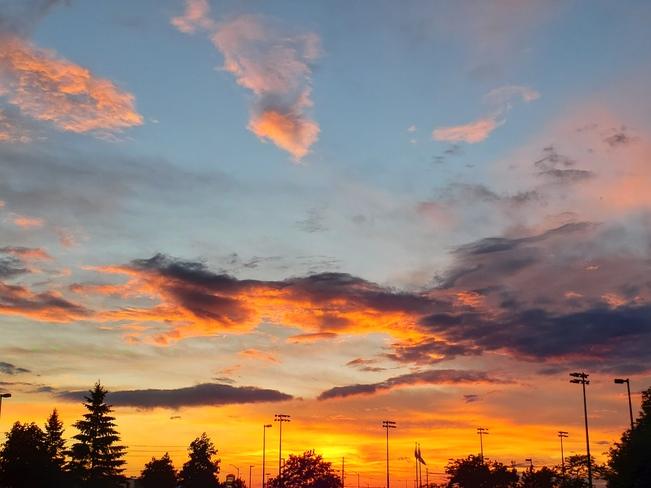 Sunset Cambridge, ON