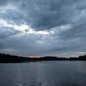 Morning in Kashagawigamog Lake