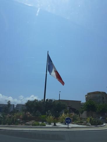 vive la France Mandelieu-la-Napoule, PAC