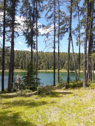 lac aux fesses a Lamotte La Motte, QC