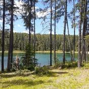 lac aux fesses a Lamotte