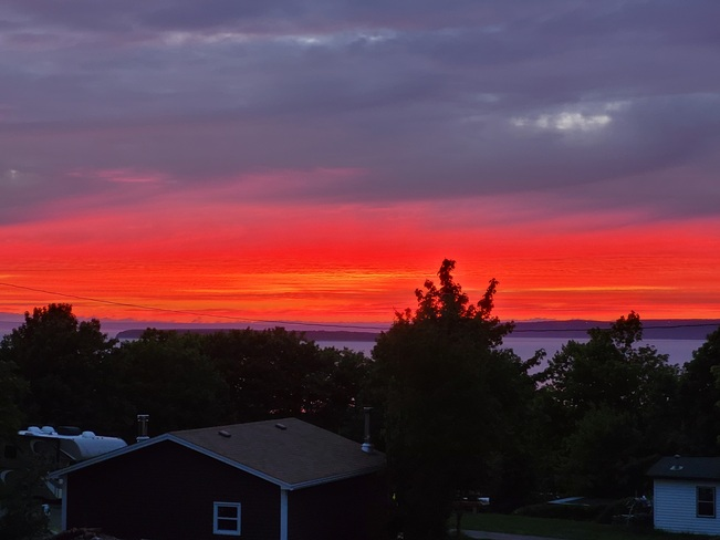Sunset Conception Bay South, NL