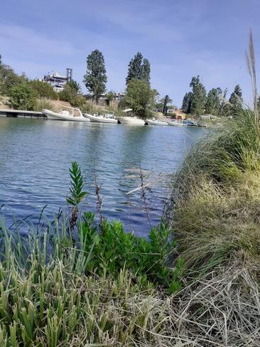 la siagne river Mandelieu-la-Napoule, PAC