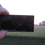 Another sunrise partial eclipse